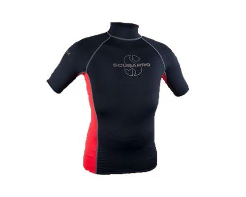 Scubapro T Flex Short Sleeves FJK Rashguard | Best Scuba Rashguard