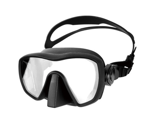 Aropec Black 170 Frameless Mask