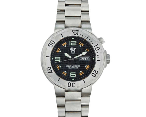 Poseidon Mens Scuba Watch 100m | Best Dive Watch | Best Dive Computer