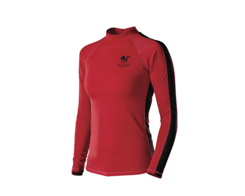 Poseidon Rashguard Top for Female | Best Scuba Rashguard