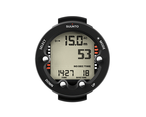 Suunto Zoop Novo Black | Best Dive Computer | Best Dive Watch