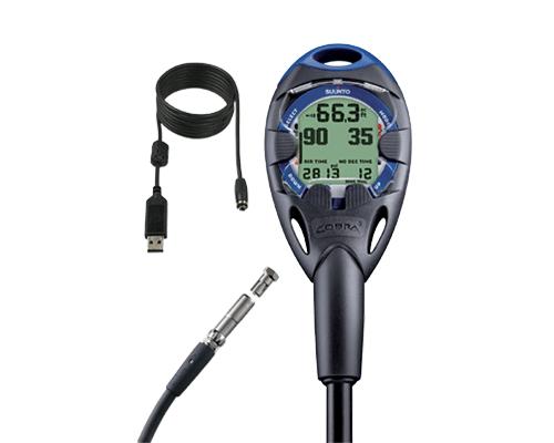 Suunto Cobra 3 with QR, DM and USB | Best Dive Computer | Best Dive Watch