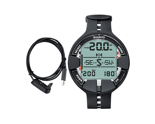 Suunto Vyper Air with USB Black | Best Dive Computer | Best Dive Watch