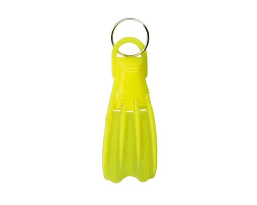 Aropec Fin Keychain - Yellow