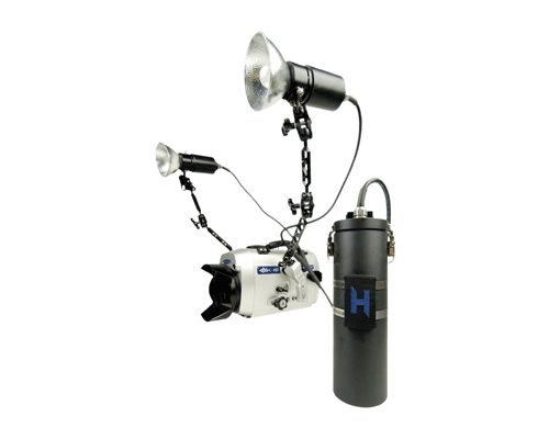 Halcyon Apollo Video Lighting | Best Scuba Torches