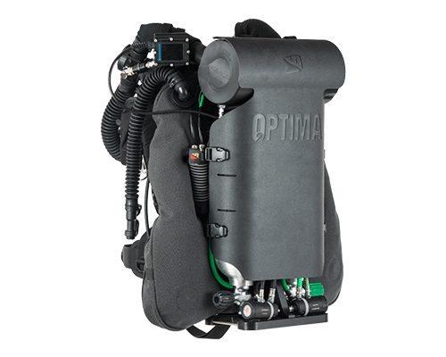 Dive Rite O2ptima Closed Circuit Rebreather | Best Scuba Rebreather