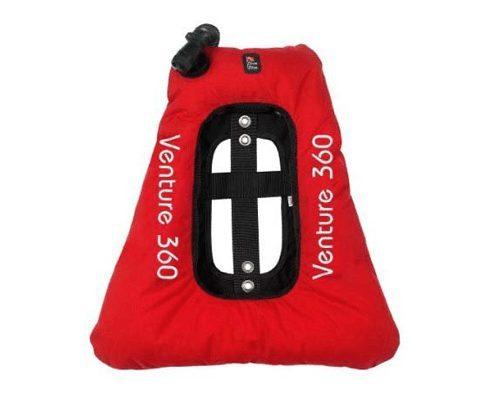 Dive Rite Transpac BCD (Venture 360 wing) | Best Scuba BCD