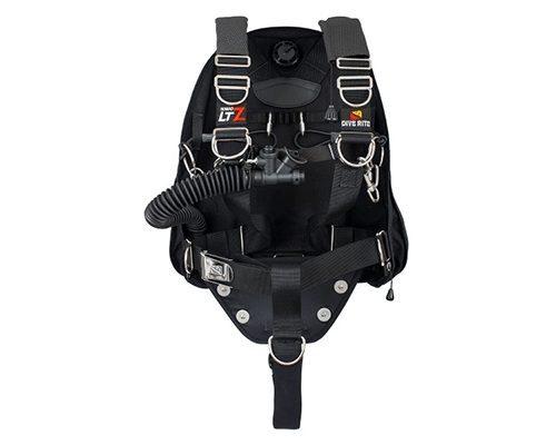 Dive Rite Nomad LTZ Sidemount System | Best Scuba BCD