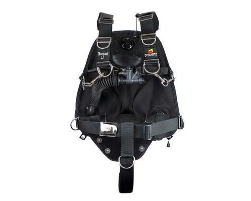 Dive Rite Nomad LT Sidemount System | Best Scuba BCD
