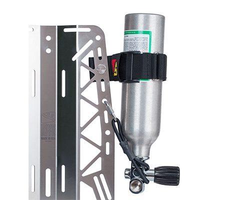 Dive Rite Drysuit Bottle Mounting Kit | Best Scuba Cylinders