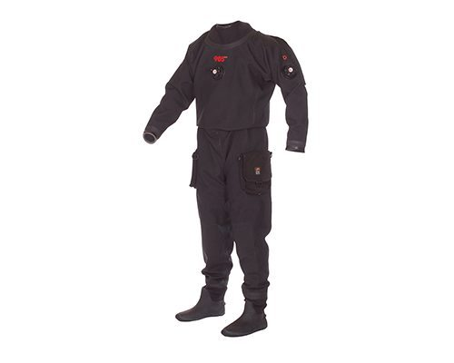 Dive Rite Parmasoft 905 EXP Drysuit | Best Scuba Drysuits