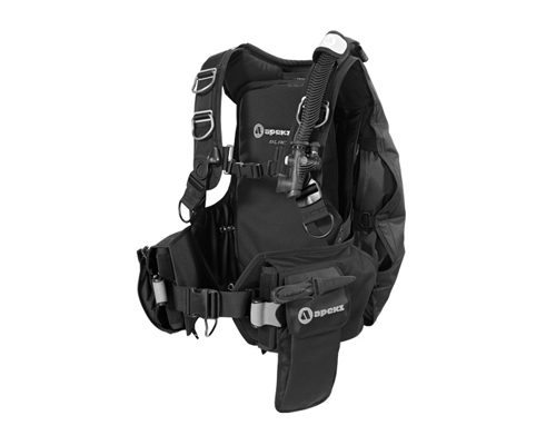 Apeks Black Ice BCD | Best Scuba BCD