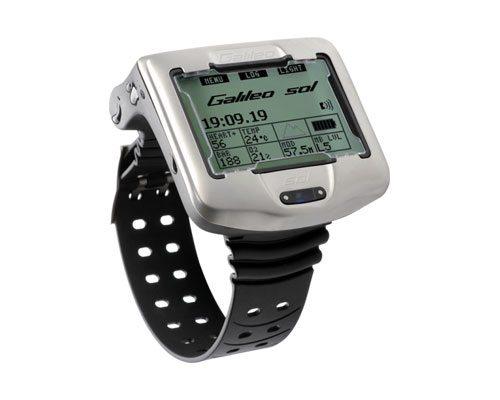 Scubapro galileo sol dive computer wrist unit only for Dive computer wrist