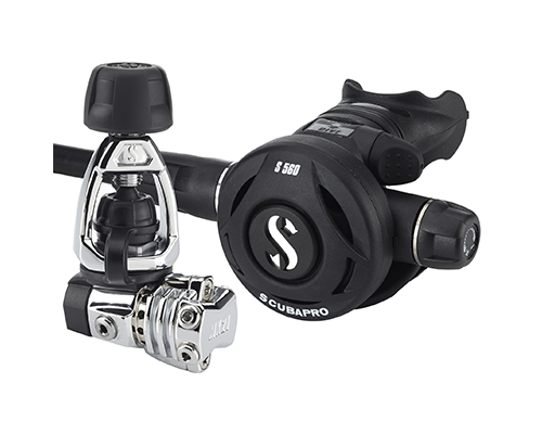 Scubapro MK21 / S560 Bundle Set | Best Scuba Regulators