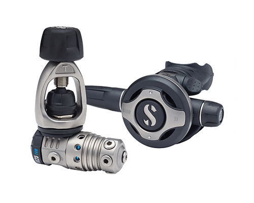 Scubapro MK25 T EVO / S600 Regulator - Titanium INT 232 | Best Scuba Regulator