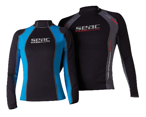 Seac Sub Warm Guard Long Sleeves Rashguard