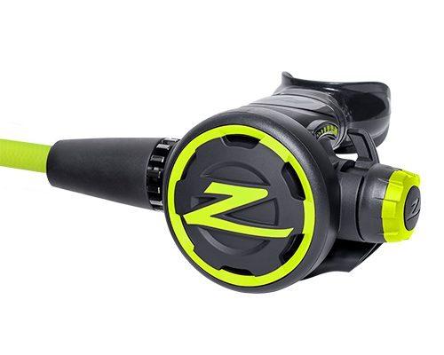 Zeagle F8 Octopus Regulator | Best Scuba Regulators