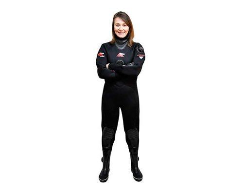 Apollo BVS 4.0 Dry Suit Ladies | Best Scuba Drysuit