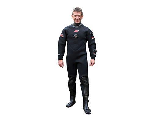 Apollo BVS 4.0 Dry Suit Men | Best Scuba Drysuit