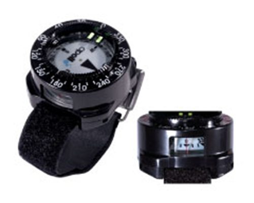 Apollo Dive Compass With Auto Adjust band | Best Scuba Compass