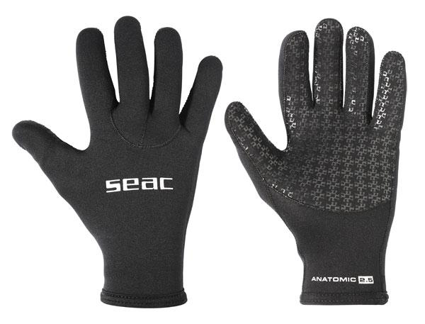 Seac Anatomic HD 2.5mm Gloves | Best Dive Gloves