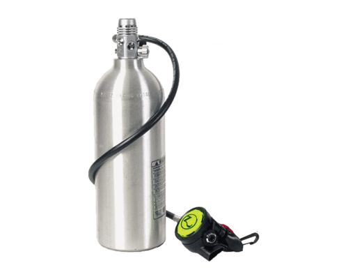 Zeagle 20 cu ft Pony Bottle   Best Scuba Cylinders