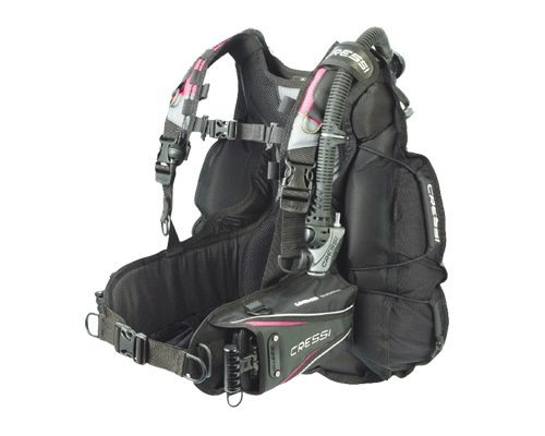 Cressi Air Travel Lady Bcd