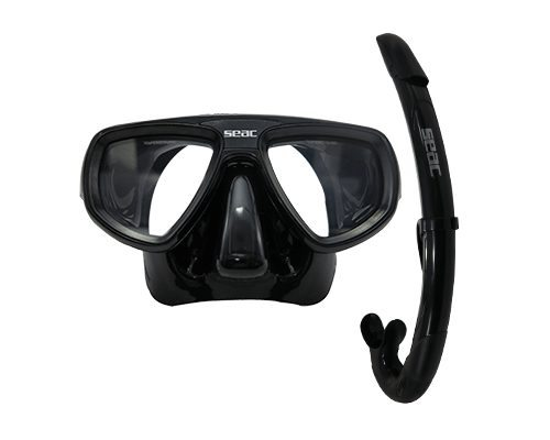 Seac Bis Evo Mask Black
