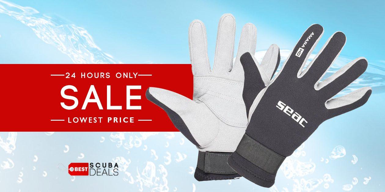 Seac Amara HD Gloves 1.5mm