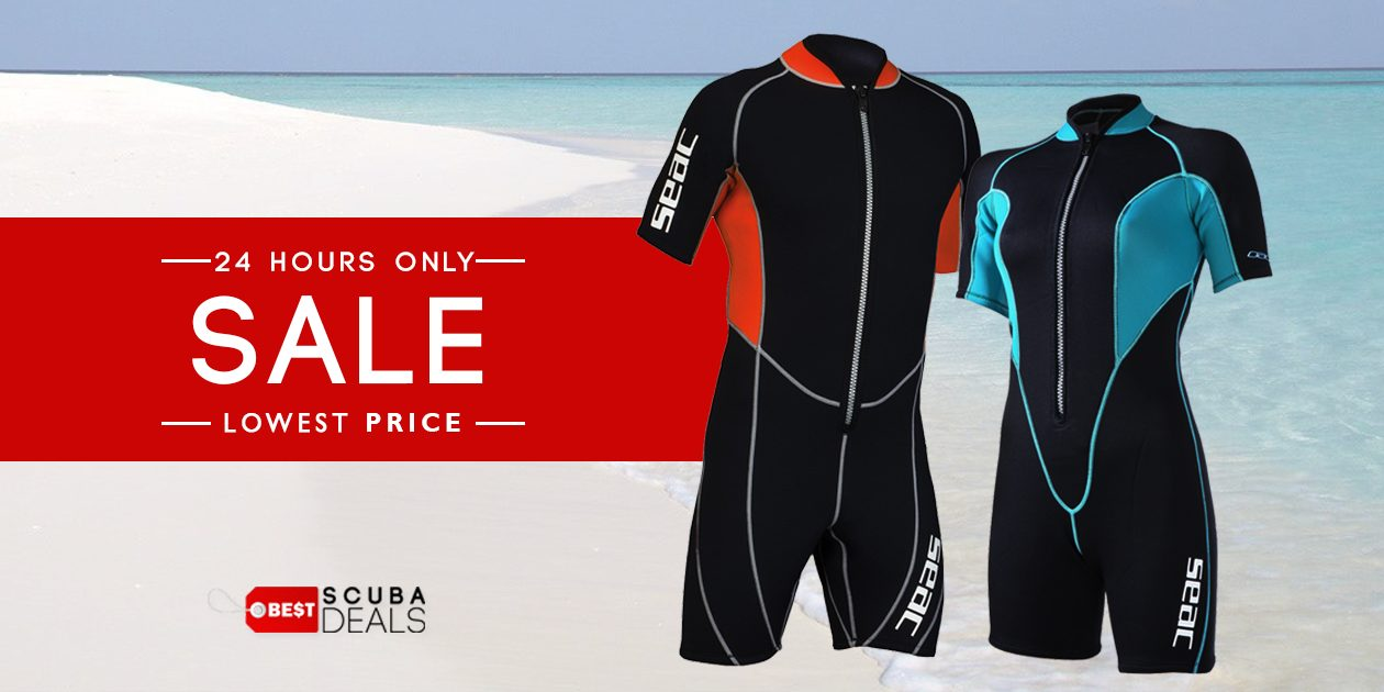 Seac Sub Ciao Shorty 2.5mm Wetsuit