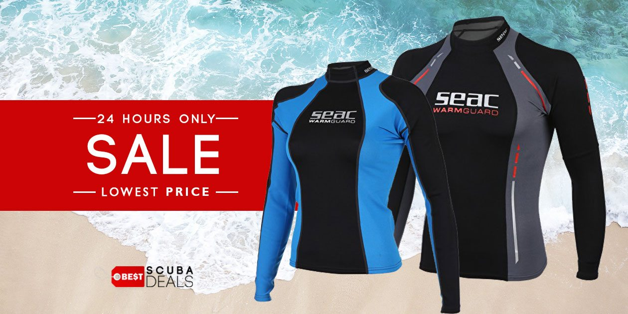 Seac Sub Warm Guard Long Sleeves Rashguard