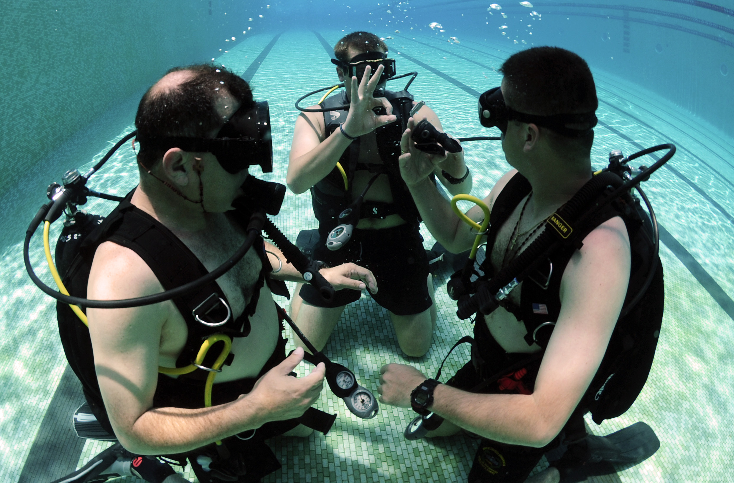 The Essential Gears for Scuba Diving