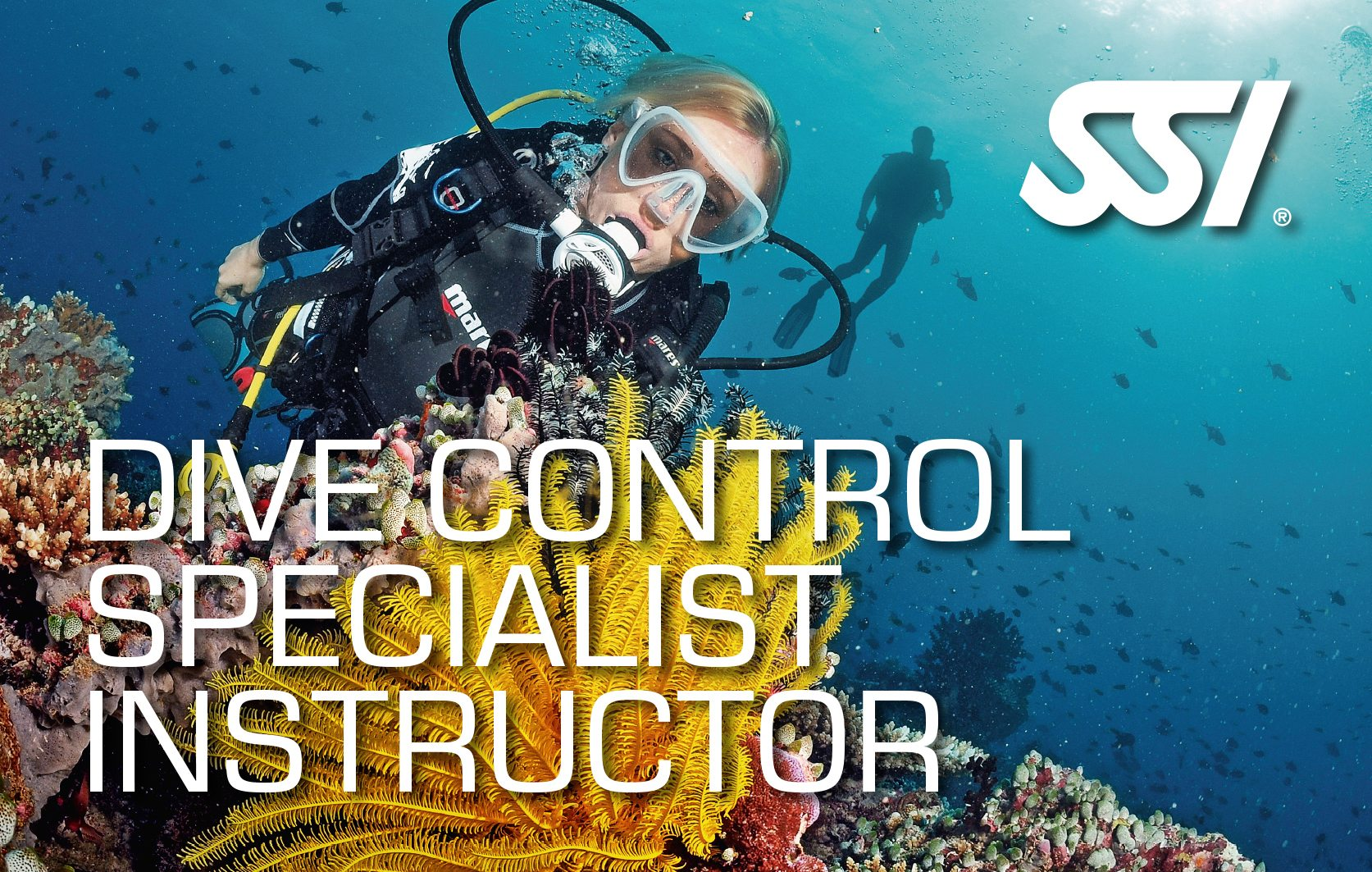 SSI Dive Control Specialist Instructor Course | SSI Dive Control Specialist Instructorr | Dive Control Specialist Instructor | Diving Course