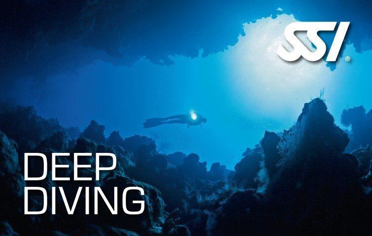 SSI Deep Diving | SSI Deep Diving Course | Deep Diving | Specialty Course | Diving Course