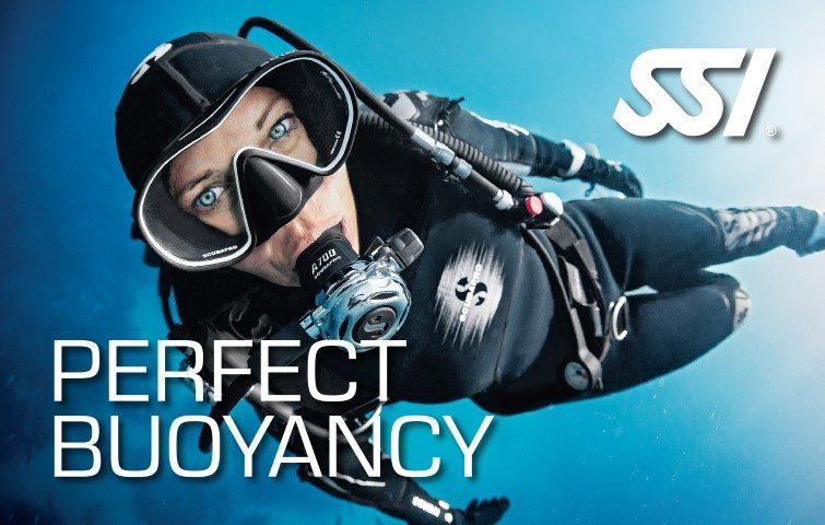 SSI Perfect Buoyancy | SSI Perfect Buoyancy Course | Perfect Buoyancy | Specialty Course | Diving Course