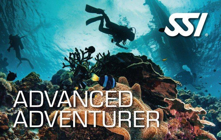 SSI Advanced Adventurer Course | SSI Advanced Adventurer | Advanced Adventurer | Basic Course