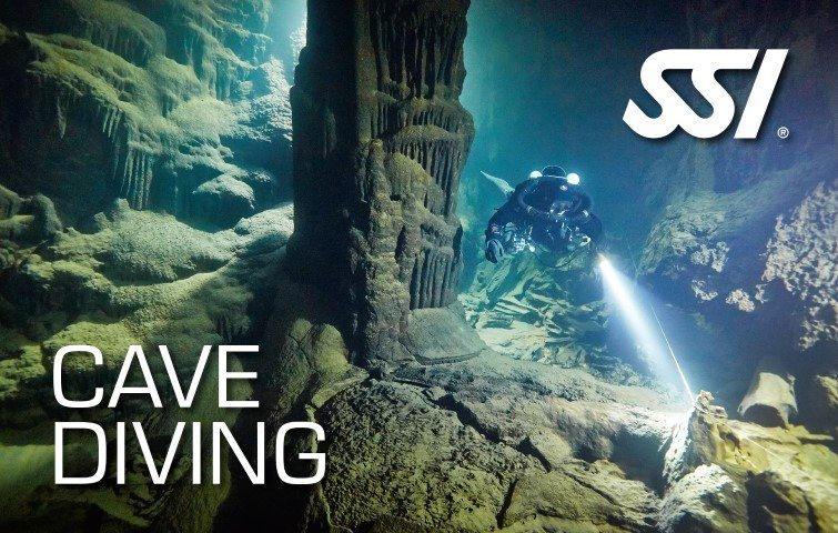 SSI Cave Diving Course | SSI Cave Diving | Cave Diving | Basic Course