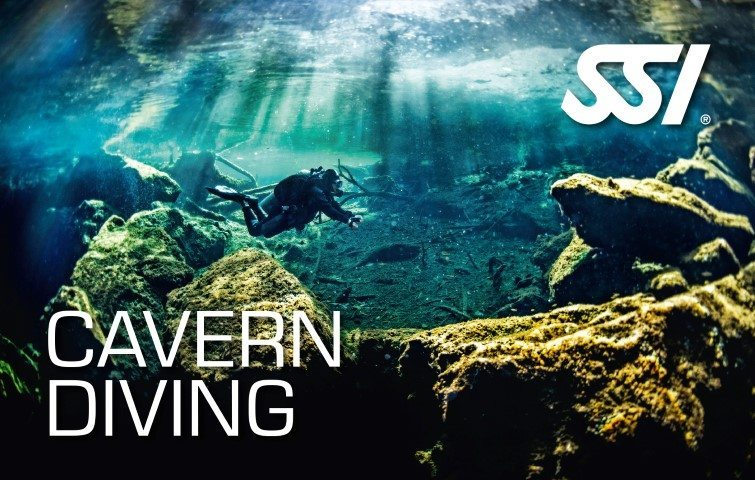 SSI Cavern Diving Course | SSI Cavern Diving | Cavern Diving | Diving Course