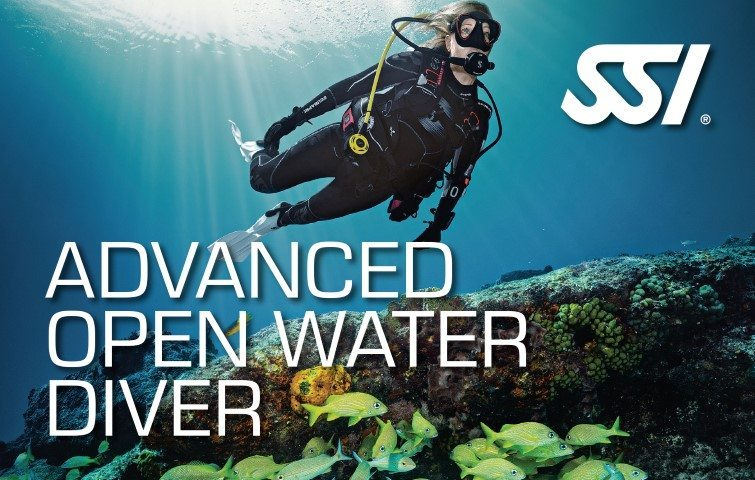SSI Advanced Open Water Diver Course | SSI Advanced Open Water Diver | Advanced Open Water Diver | Diving Course