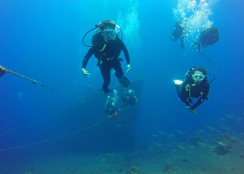 Scuba Diving In Bali Indonesia | Dive Travel Indonesia