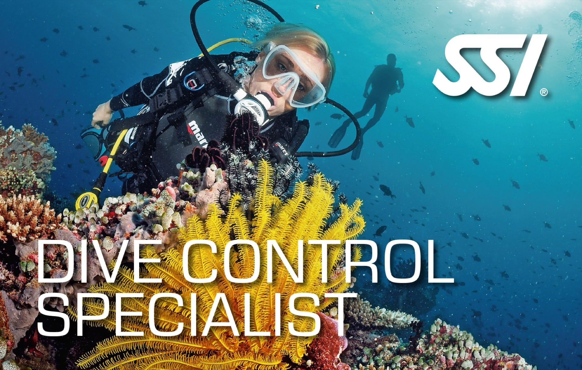 SSI Dive Control Specialist Course | SSI Dive Control Specialist | Dive Control Specialist | Diving Course