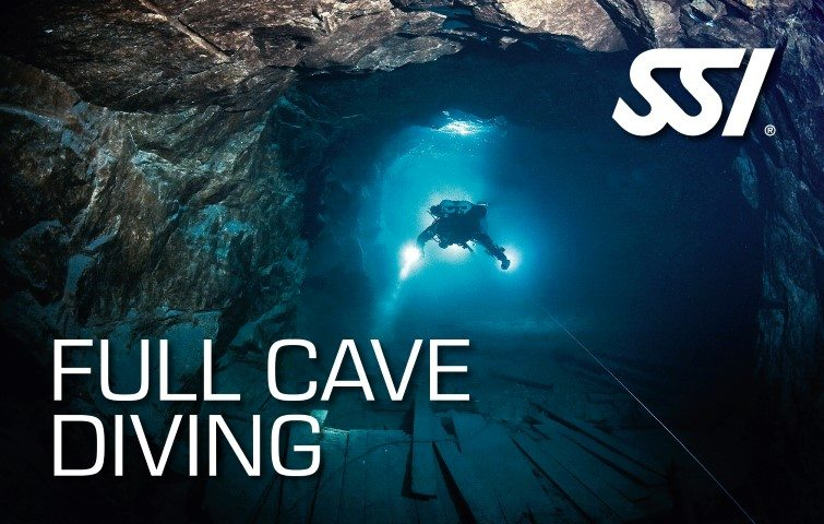 SSI Full Cave Diving Course | SSI Full Cave Diving | Full Cave Diving | Diving Course
