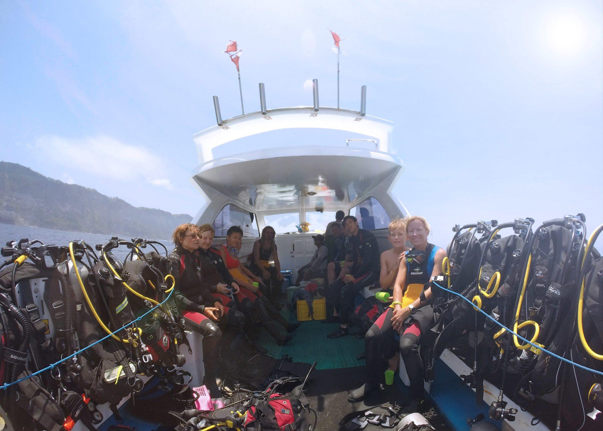 Scuba Diving In Bali Indonesia | Dive Travel Indonesia