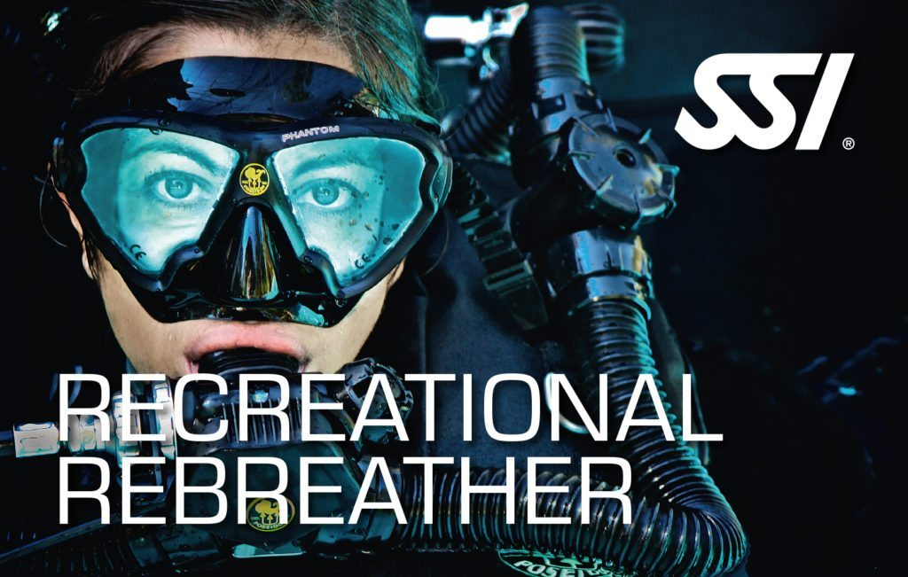 SSI Recreational Rebreather Course | SSI Recreational Rebreather | Recreational Rebreatherr | Diving Course