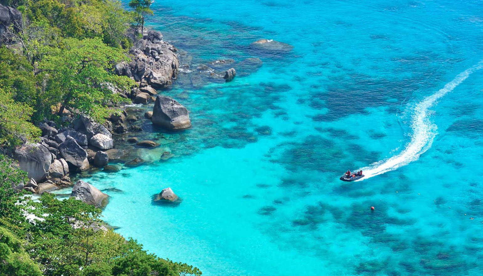 Similan Islands | Dive Travel Thailand