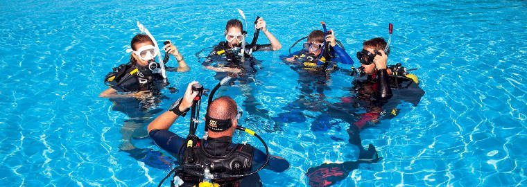 Open Water Diver | Diving Courses