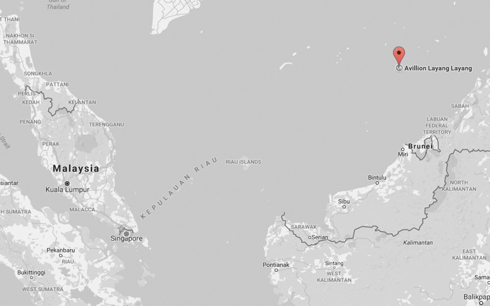 Layang Layang Island Malaysia | Dive Travel Malaysia