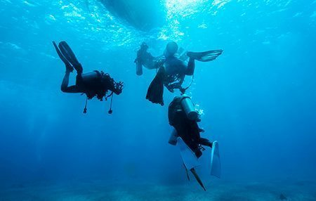 Advanced Open Water Instructor | Diving Courses