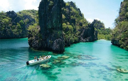 how to get to el nido palawan from singapore
