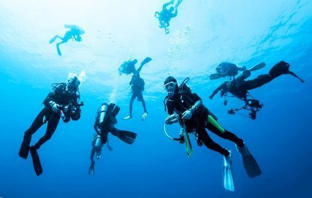 Open Water Instructor | Diving Courses